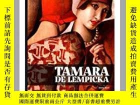 二手書博民逛書店Tamara罕見de Lempicka: Dandy Deco2