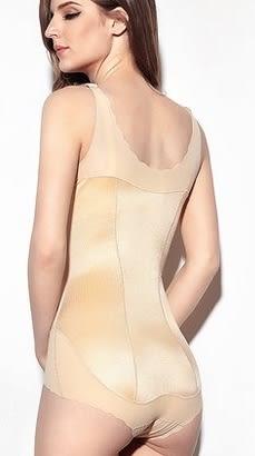 薄款加強型產後束身衣連體四季薄款重壓型收腹衣-mov209