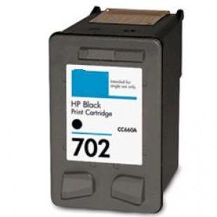 HP環保墨水匣CC660AA (NO.702) 黑色 適用 J3508/J3608/J5508