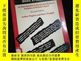 二手書博民逛書店English罕見Accents and Dialects: An Introduct... (英文)Y161
