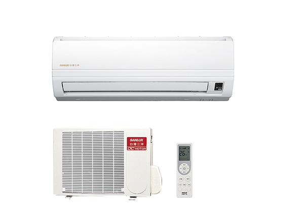 《三洋 SANLUX》 壁掛式冷專 R410A 定頻1對1 SAE-22FEA/SAC-22FE (含基本標準安裝)