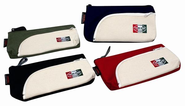 自強牌  SD-925  雙色雙層筆袋(一打裝)