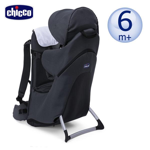 chicco-Finder嬰兒背架-戰斧灰