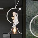 吊燈◆傳遞幸福的天使◆單燈❖歐曼尼❖