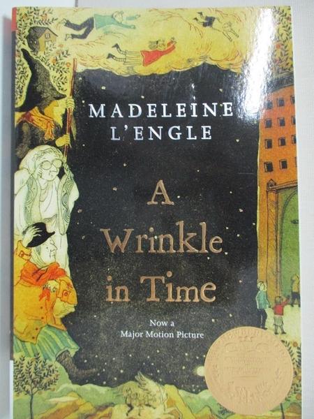 【書寶二手書T7/原文小說_IVD】A Wrinkle in Time_L'Engle