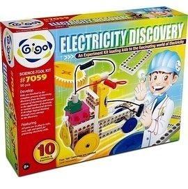 智高GIGO TOYS Gigo #7059-CN 初級電學組「科學實驗王」科學實驗系列