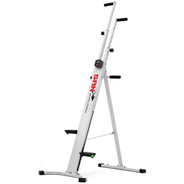 攀爬登山機(7高度)攀岩機.攀爬機登高運動機爬山機.扶手踏步機美腿機核心訓練【SAN SPORTS】
