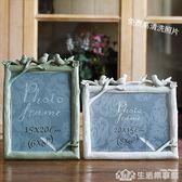5寸6寸7寸8寸洗照片加相框婚紗照樹脂擺台照片定制創意擺件北歐 生活樂事館