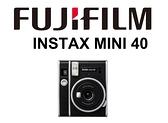 名揚數位 FUJI MINI 40 MINI40 拍立得相機,新機 3號電池更方便 MINI 8 9 11 70 90可參考 new
