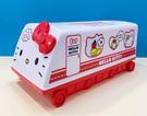 【震撼精品百貨】Hello Kitty 凱蒂貓~三麗鷗HELLO KITTY 造型面紙盒-火車#61650