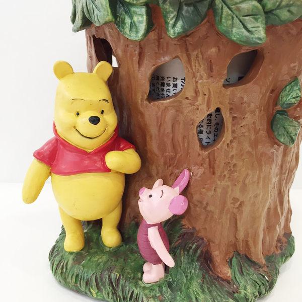 【震撼精品百貨】Winnie the Pooh 小熊維尼~太陽能擺飾
