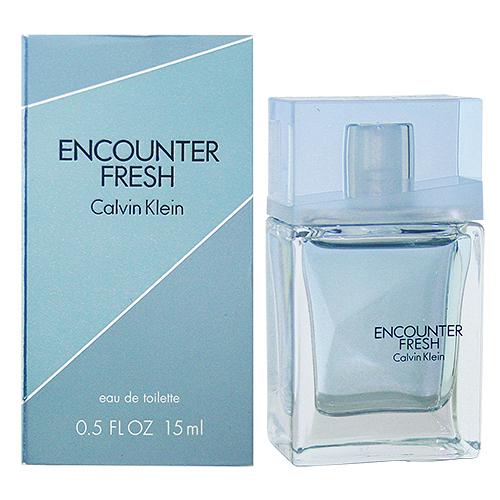 【Calvin Klein】CK Encounter Fresh 邂逅 清新 男性淡香水 15ml (原廠沾式)
