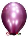 【大倫氣球】12吋金屬色 圓形氣球-Chrome Balloons 金屬氣球 單顆 鍍烙氣球 PARTY