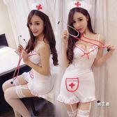 護士服性感護士制服包臀短裙吊襪帶職業套裝清純女仆情趣內衣激情ol夜店(男主爵)