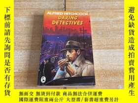 二手書博民逛書店Alfred罕見Hitchcock ——Daring detectivesY249169 alfred hit