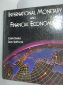 【書寶二手書T5/大學商學_YKF】International monetary and financial econo
