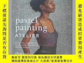 二手書博民逛書店Pastel罕見Painting AtelierY26171 Ellen Eagle Watson-Gupti