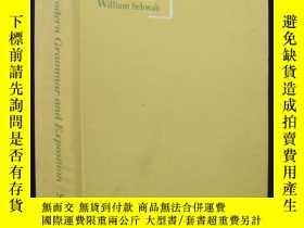 二手書博民逛書店Guide罕見to Modern Grammar and Exposition(威廉·施瓦布:現代語法和表達指南)