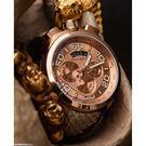 BOMBERG 炸彈錶 BOLT-68 石英計時碼錶-玫瑰金/45mm BS45CHPPK.048.3