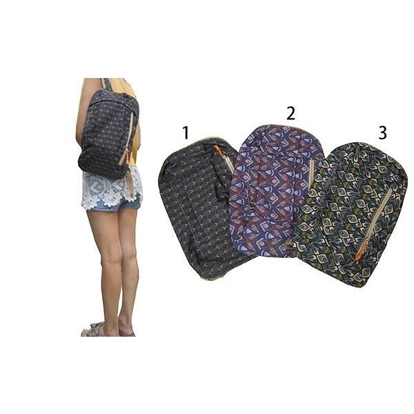 【南紡購物中心】~雪黛屋~SANDIA-POLO 後背包小容量簡易後背包主袋+外共二層