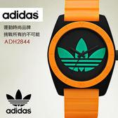 愛迪達Adidas 個性潮流腕錶 40mm/男女兼用/運動/GN/手錶/炫彩/YL/ADH2844 現+排單/免運!