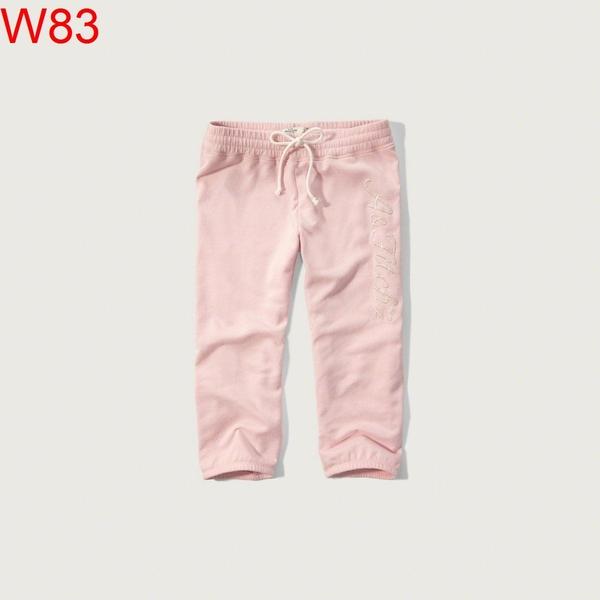 AF Abercrombie & Fitch A&F A & F 女 當季最新現貨 棉褲 AF W83