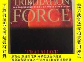 二手書博民逛書店原版英文書罕見Tribulation Force  科幻類 Y1