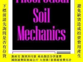 二手書博民逛書店Theoretical罕見Soil MechanicsY2555