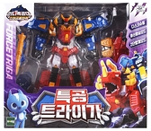 《 迷你特工隊 》重裝龍戰甲 / JOYBUS玩具百貨