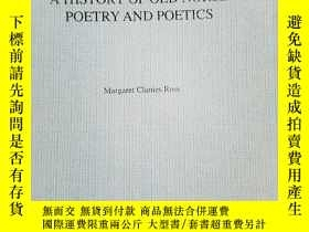 二手書博民逛書店A罕見History of Old Norse Poetry a