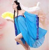 古裝服裝漢服演出服裝女裝仙女古裝服飾女裝 sxx1571 【大尺碼女王】
