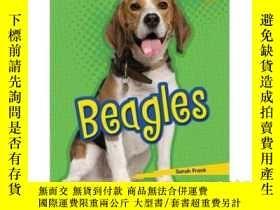 二手書博民逛書店罕見BeaglesY346464 Sarah Frank Ler