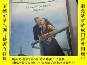 二手書博民逛書店La罕見mujer del millonario Nicola MarshY21714 Nicola Mars