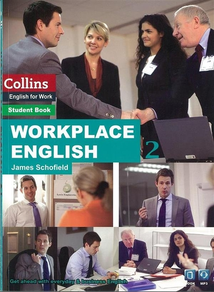 (二手書)Workplace English 2:Communicate confidently in English at work ...