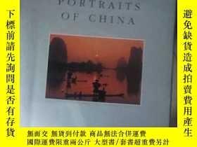 二手書博民逛書店Literary罕見portraits of China 英文原