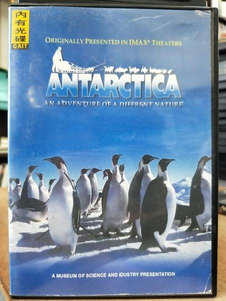 挖寶二手片-Z77-049-正版DVD-其他【ANTARCTICA南極】-(直購價)