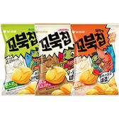 韓國 好麗友 烏龜玉米脆餅(65g) 多款可選【小三美日】進口零食/團購