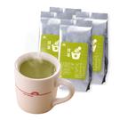 日本京都進口與台灣在地所產生 經由研磨、移去葉梗及葉脈精製 抹茶清香與牛奶呈現絕佳口感