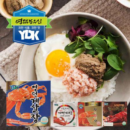 韓國 YDK 雪蟹膏罐頭 罐頭 龍蝦膏 蟹膏 蟹肉 蟹肉蟹膏 蟹膏罐 蟹肉蟹膏醬 即食蟹膏 韓國罐頭