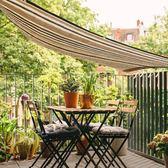 陽台窗戶遮陽網防曬網加密加厚6針遮陰隔熱網陽光房遮光窗簾ATF 美好生活居家館