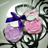 小玫瑰香皂 香皂 台灣製造 婚禮小物 結婚宴客 二次進場【皇家結婚百貨】