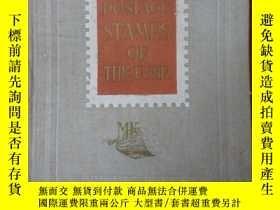 二手書博民逛書店《POSTAGE罕見STAMPS OF THE USSR》(蘇聯