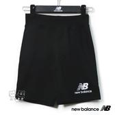 New Balance 童裝 2019新款 黑色 LOGO 運動褲 短褲 童褲 NO.H2549