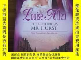 二手書博民逛書店The罕見Notorious Mr. HurstY12800 L