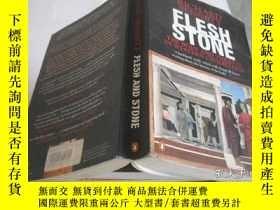 二手書博民逛書店FLESH罕見AND STONEY205889 Richard Sennett (Author) W W No