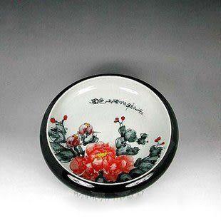 陶瓷藝術小金魚盆