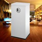 【企隆 圍欄 飯店用品】高級質感專業秘書垃圾回收桶 (高)60公升 C27A 煙灰/垃圾桶/置物/收納/回收