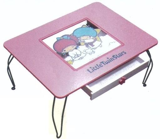 雙子星 玻璃和式桌 Little Twin Stars table リトルツインスターズ 表 TS-0147