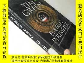 二手書博民逛書店The罕見Fourth Perimeter:A Novel By