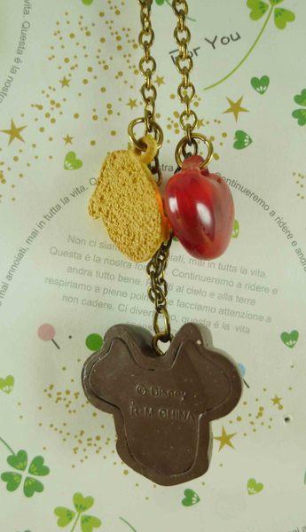 【震撼精品百貨】Micky Mouse_米奇/米妮 ~吊飾-巧克力米妮